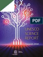 Reporte de Ciencia de La Unesco 2015