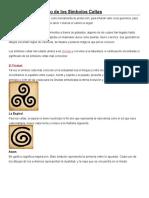 Utilidad y Significado de Los Símbolos Celtas