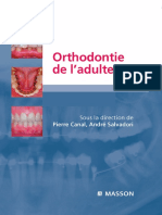 Orthodontie de l'adulte- Rôle de l'orthodontie dans la réhabilitation générale de l'adulte.pdf