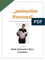 Organizacion Personal