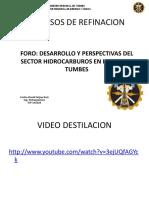 destilacion primaria
