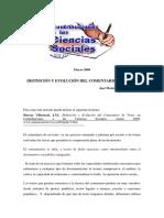 definicion y evolucion del comentario.pdf