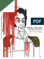 Bolivar Genocida o Genio Bipolar