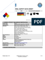 Msds Sodium Dodecyl Sulfate
