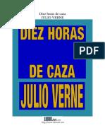 Julio Verne - Diez horas de caza.pdf