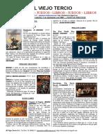 Catálogo - Viejo Tercio, El