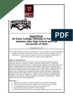 step2theu information sheet