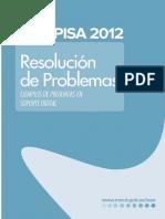 Preguntas Liberadas Problema PISA