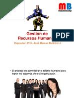 Gestión de Recursos Humanos