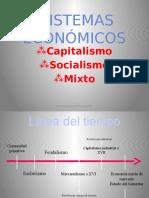 1.8 LINEA DEL TIEMPO Sistemas Economicos
