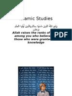 Islamic Studies Expectation.pptx