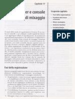Tecniche Di Registrazione - Cap. 11