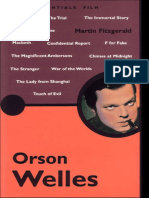 (Pocket Essential) Fitzgerald, Martin E._ Duncan, Paul-Orson Welles-Independent Publishers Group (2000)