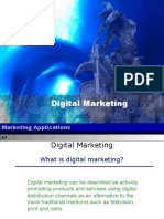 4.9 Digital Marketing
