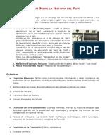 Estudios Sobre La Historia Del Perú