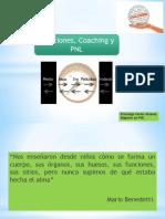 Carlos Alvarez. Taller Emociones, Coaching y PNL