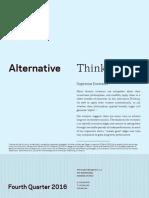 Alternative Thinking Superstar Investors