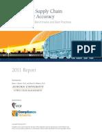 As n Accuracy 2011 Report