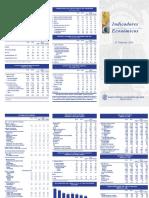 indicadores-trimestrales, economìa Perù
