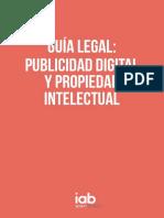 Guialegal Publicidad Digital y Propiedad Intelectual