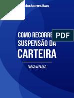 Como Recorrer Processo de Suspensão (PDF)