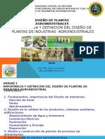 Unidad PLantas Agroindustriales