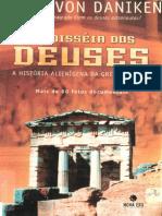 A Odisseia Dos Deuses - Erich Von Daniken