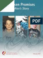 Alex Gervais report