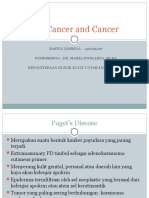 Pre-Cancer and Cancer