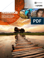 WBG 2013 Building Resilience Report-Executive Summary-Spanish