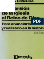 Ellacuria, Ignacio - Conversion de La Iglesia al Reino de Dios.pdf