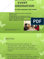 Meeting and Travel1
