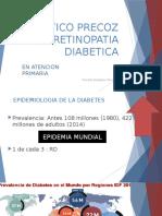 Diagnotico Precoz de Retinopatia Diabetica