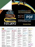 Programa Filec 2017