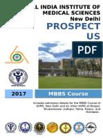 Prospectus MBBS2017 Updated 24-1-2017 Prospectus