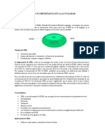 XML y Su Importancia en La Actualidad