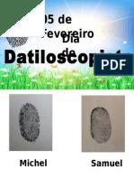 Datiloscopista