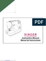 Singer8280 Manual