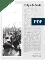 Conflitos No Campo Brasil-1998