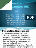01-Asuhan Keperawatan Pemasangan IUD