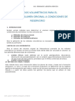Metodos de Calculo de Volumen Original