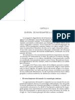 Ortega Valcárcel José. 2000. Cap.4 Europa.de Navegantes a Cartógrafos