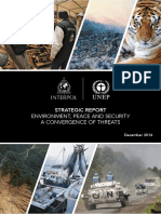 INTERPOL-UNEP Strategic Report - Environment, Peace and Security - A Con...