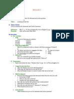 Lp 5 1-Grading English V