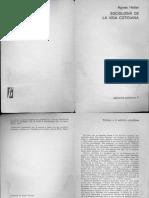 Heller - Sociologia vida cotidiana Cap 1.pdf
