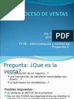 ProyII ProcesoVenta V10 09