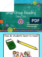 Small Group Reading Handout