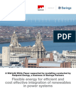 Flexible Energy - White Paper
