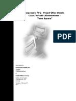 Virtual Charlottetown Web Site Proposal.doc