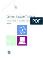 Geh 6403 Control System Toolbox for a MK6 Turbine Controller